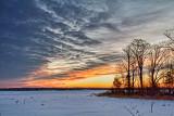 Bellamys Lake At Sunrise 05564
