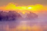 Misty Sunrise 20120924