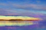 Otter Lake At Sunrise 28493