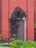 Overgrown Door 20121003