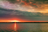 Lower Rideau Lake Sunrise 20121005