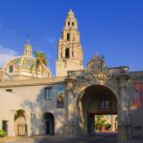 Balboa Park West Gate