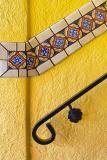 Tiles & Railing