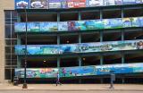 Scenic Parking Garage...