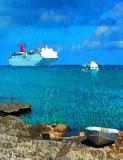 Cayman's Harbor Art
