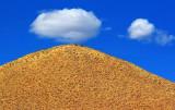 Clouds Over A Desert Hill 20080222