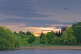 Daybreak At Mooneys Bay 13396