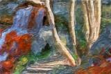 Keeley Falls 13797 Art