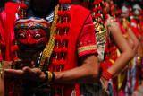 tari topeng festival (mask dance festival)