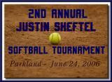 2nd Annual Justin Sheftel Softball Tournament