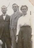 Lettie (Maggie) & John's Family