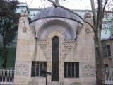 Seyh Zafiri Tomb / Turbesi; 1904 C.E.