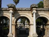 Gereral view of Hadrianus Gate