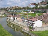 River front homes of Amasya