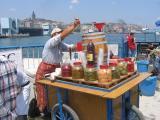 Pickle Seller; Eminonu, istanbul