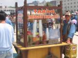 The pickle seller; Eminonu, Istanbul