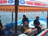 The fishermen of Eminonu, Istanbul