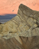 Dawn at Zabriskie Point I