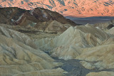 Dawn at Zabriskie Point II