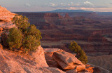 Sunset at Dead Horse Point II