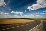 Open Road to the Palouse