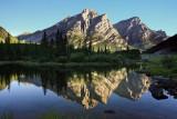 Mount Kidd Reflection