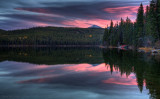 Pyramid Lake Dawn