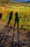 Barbara & Fred in the Okanagan