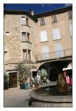 Les Vans. Ardèche