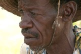 Tamberma man in the north of Togo.