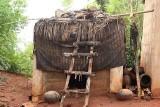Voodoo. Legba temple near Possotomé.