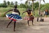 Voodoo. Trance dancers.