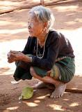 Kreung woman in Kameng village.