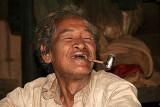 Phnong man in Dak Dam Village, Mondulkiri, Cambodia