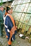 Myoko Priest. Apatani tribe