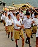 Kullu Dussehra, March of Nationalists