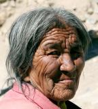Woman from Lalung Spiti
