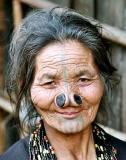 Arunachal Pradesh, India, Apatani Tribe