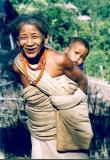 Wancho grandma