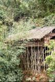 Tagin house on stilts