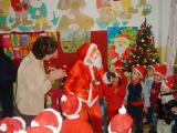 Christmas, 2005, at Evangelical School - 1  Photo Contributed