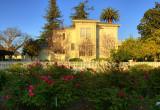 Peony Garden at the Farrington House