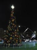 The Cupertino City Christmas Tree