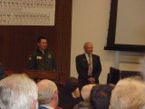 Dr. Pascal Lee and Buzz Aldrin