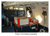 Inside the Airborne Lab - Printers