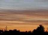 Mercury and Venus before the sunrise