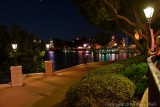 Evening in Epcot