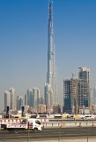 The Burj Dubai