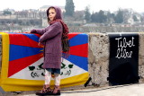 Tibet libre : tout un symbole