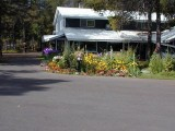 B&B works great with the campground as some have RV's and some look for a room that are close together.